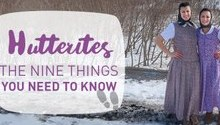 My Hutterite Experience