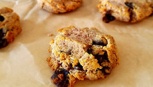 Recipe: Paleo Vegan Cookies