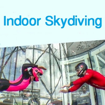 Why I'm Addicted to Indoor Skydiving