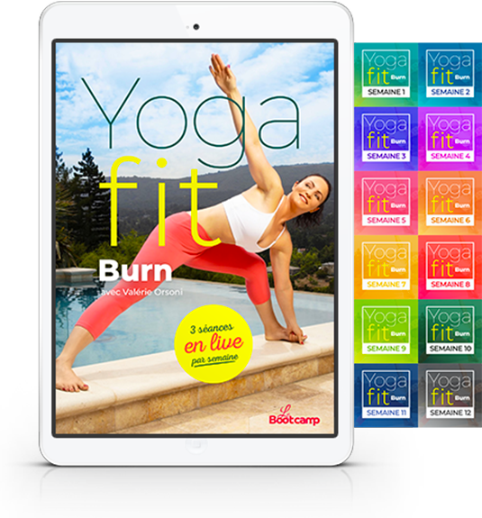 Programme Yoga Fit Burn